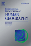 International encyclopedia of human geography