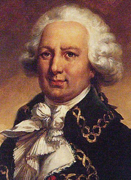 Louis-Antoine, Comte de Bougainville (1729–1811)