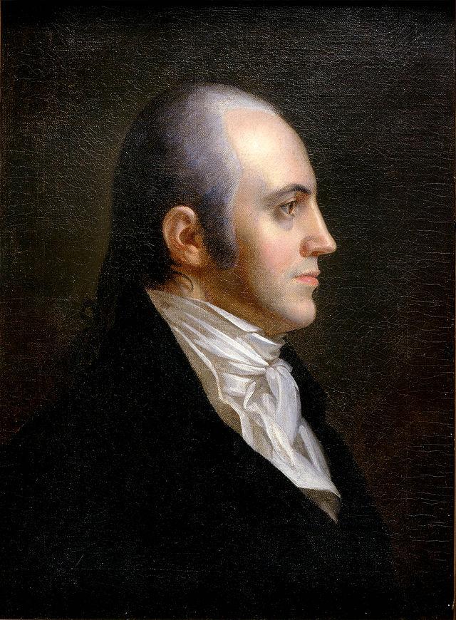 Aaron Burr (1756–1836)