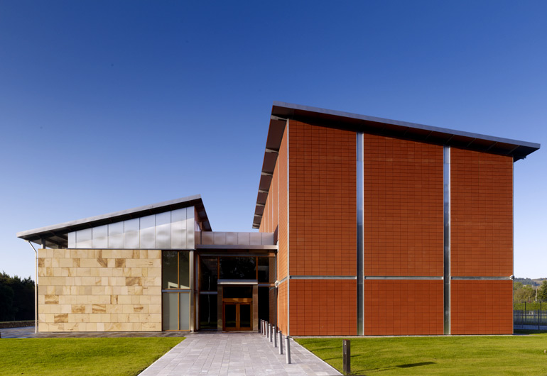 Highland Archive Centre. © LDN Architects.