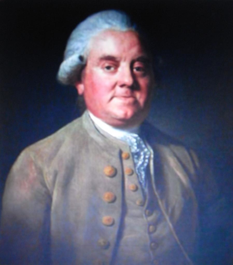 Sir Robert Palk, 1st Baronet (1717–1798).