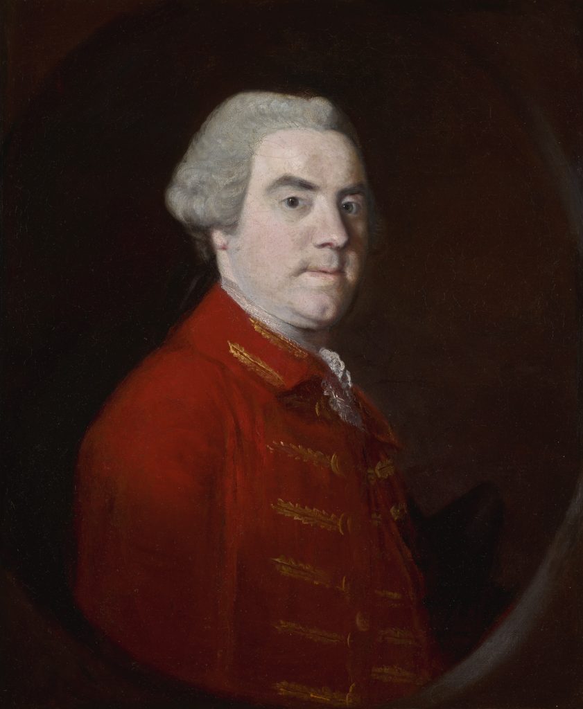 Palk by Joshua Reynolds (c. 1761)