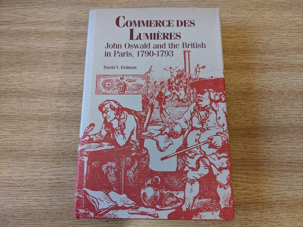 "Erdman's ""Commerce des lumie?res"""
